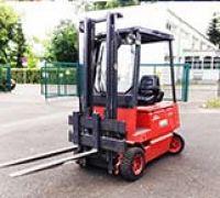 Linde Electro-Forklift E18P