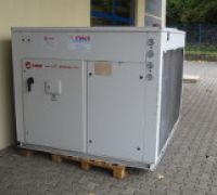 Chiller CGA 600 used