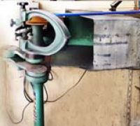 Grinding machine used